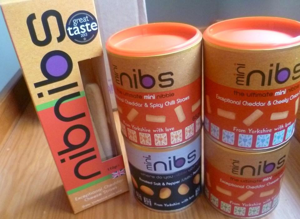 Nib Nibs Cheese Snacks : Review & Giveaway