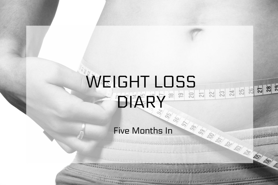 Weight Loss Diary | Five Months In