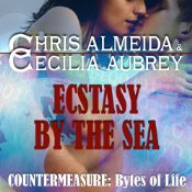 AudioBook Review:  Ecstasy by the Sea: Countermeasure, Bytes of Life # 2 by Chris Almeida and Cecilia Aubrey