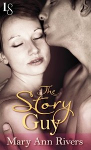 The Story Guy by Mary Ann Rivers ~ Review, Guest post and Giveaway!