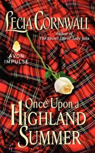 Once Upon a Highland Summer by Lecia Cornwall