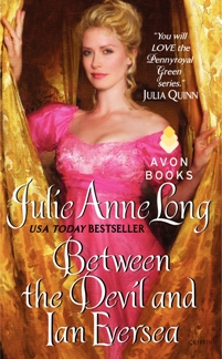 Between the Devil and Ian Eversea: Pennyroyal Green #9 by Julie Anne Long