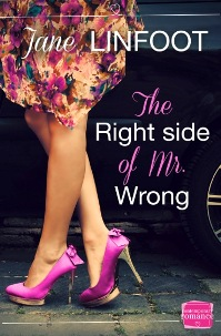 The Right Side of Mr Wrong by Jane Linfoot with Giveaway