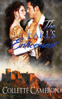 The Earl's Enticement by Collette Cameron