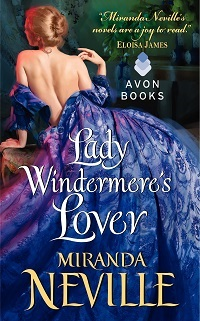 Lady Windermere's Lover by Miranda Neville with Excerpt and Giveaway