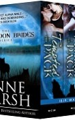 Blue Moon Brides, Box Set by Anne Marsh with Giveaway