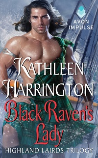 Black Raven's Lady: Highland Laird's Trilogy # 3 by Kathleen Harrington with Giveaway