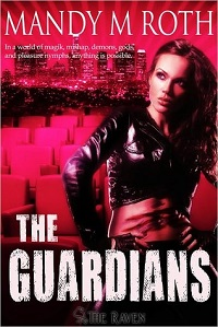 AudioBook Review: The Guardians by Mandy M. Roth