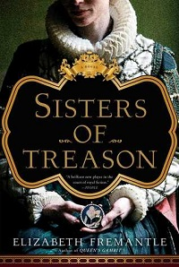 AudioBook Review: Sisters of Treason by Elizabeth Fremantle