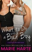 What to Do with a Bad Boy: The McCauley Brothers #4 by Marie Harte