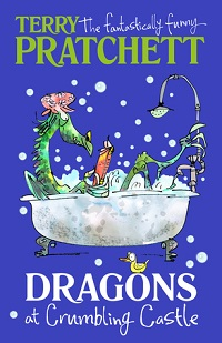 Dragons at Crumbling Castle and Other Tales by Terry Pratchett