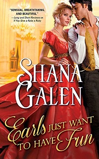 Earls Just Want to Have Fun: Covent Garden Cubs #1 by Shana Galen