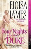 Four Nights With the Duke: Desperate Duchesses # 8 by Eloisa James with Excerpt and Giveaway