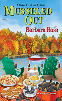 Musseled Out: A Maine Clambake Mystery #3 by Barbara Ross