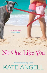 No One Like You: Barefoot William # 4 by Kate Angell with Excerpt