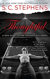 AudioBook Review ~ Thoughtful: Thoughtless #1.5 by S.C. Stephens