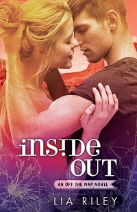 Inside Out: Off the Map #3 by Lia Riley ~ AudioBook Review