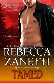 Tamed: Dark Protectors #6.5  by Rebecca Zanetti ~AudioBook Review