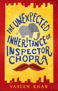 The Unexpected Inheritance of Inspector Chopra by Vaseem Khan ~ AudioBook Review