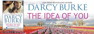 The Idea of You: Ribbon Ridge #4 by Darcy Burke with Excerpt and Giveaway