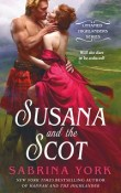 Susana and the Scot: Untamed Highlanders #2 by Sabrina York with Excerpt and Giveaway