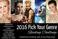 2016 Erotic Romance Reading Challenge Wrap-Up