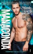 Manaconda: Hammered #1 by Taryn Elliott & Cari Quinn  with Giveaway
