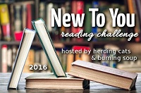 2016 New to You Reading Challenge Wrap-Up