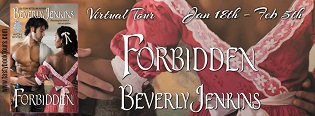 Forbidden by Beverly Jenkins with Excerpt and Giveaway
