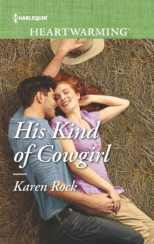 His Kind of Cowgirl by Karen Rock with Giveaway