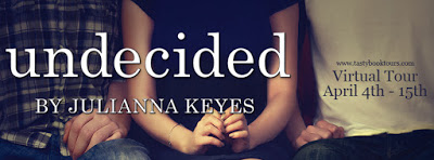 Undecided by Julianna Keyes with Giveaway