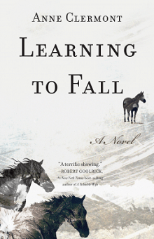 Learning to Fall by Anne Clermont