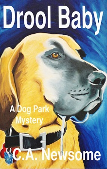 Drool Baby: Lia Anderson Dog Park Mysteries #2 by C.A. Newsome