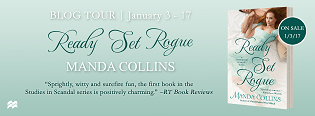 Ready Set Rogue: Studies in Scandal #1 by Manda Collins