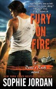 Fury on Fire: Devil's Rock #3 by Sophie Jordan