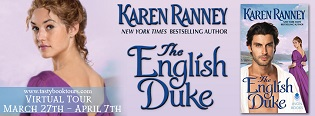The English Duke: Duke Trilogy #2 by Karen Ranney