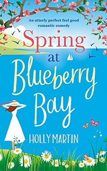 Spring at Blueberry Bay by Holly Martin