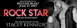 Rock Star: Bad Boy Homecoming #5 by Stacey Kennedy