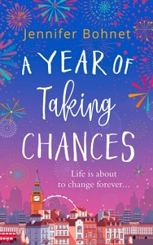 A Year of Taking Chances by Jennifer Bohnet