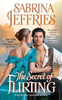 The Secret of Flirting: Sinful Suitors #5 by Sabrina Jeffries