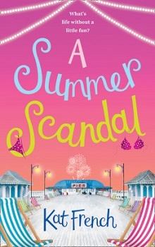A Summer Scandal by Kat French