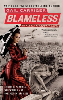 Blameless: Parasol Protectorate #3 by Gail Carriger