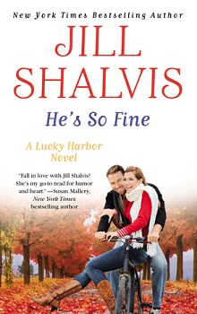 He's So Fine: Lucky Harbor #11 by Jill Shalvis