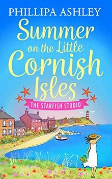 The Starfish Studio: The Little Cornish Isles #3 by Phillipa Ashley