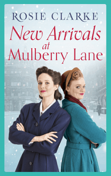 New Arrivals at Mulberry Lane: Mulberry Lane #4 by Rosie Clarke