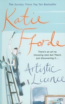 Artistic License by Katie Fforde