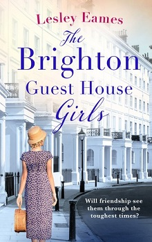The Brighton Guest House Girls by Lesley Eames