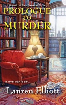 Prologue to Murder: Beyond the Page Bookstore #2 by Lauren Elliott