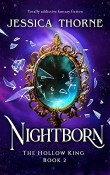 Nightborn: The Hollow King #2 by Jessica Thorne