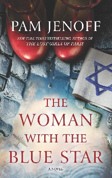 The Woman with the Blue Star by Pam Jenoff  by Pam Jenoff